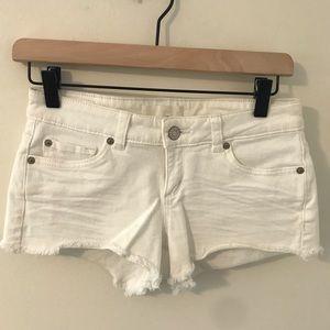 Garage flirty shorts
